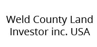 Weld County Land Investor inc. USA
